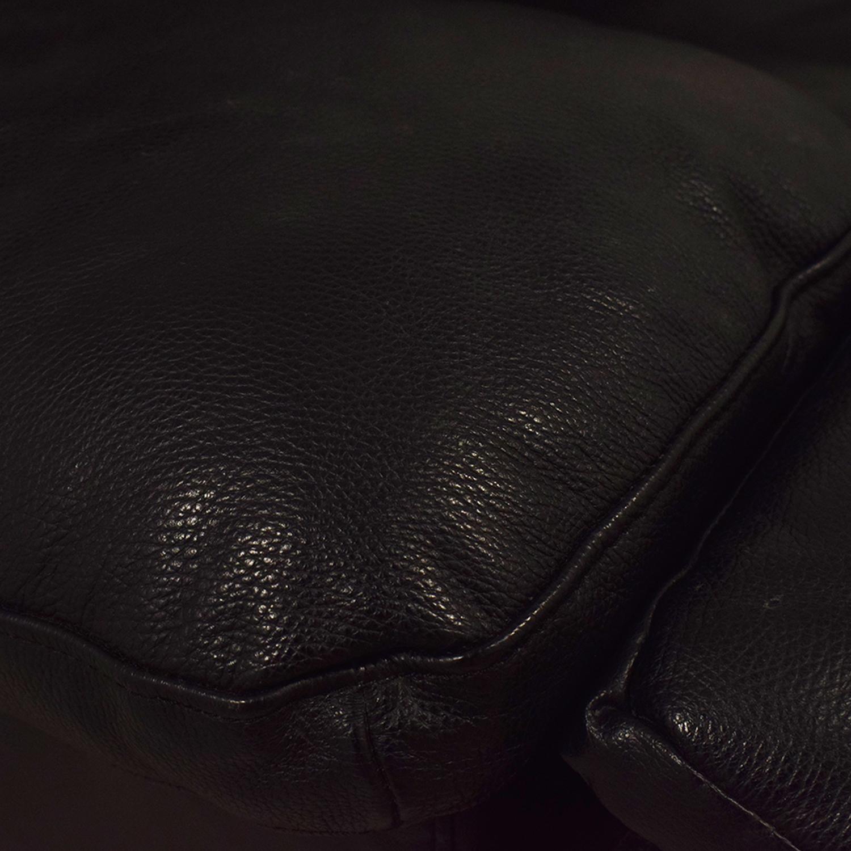 buy Black Electric Recliner Sofa  Classic Sofas