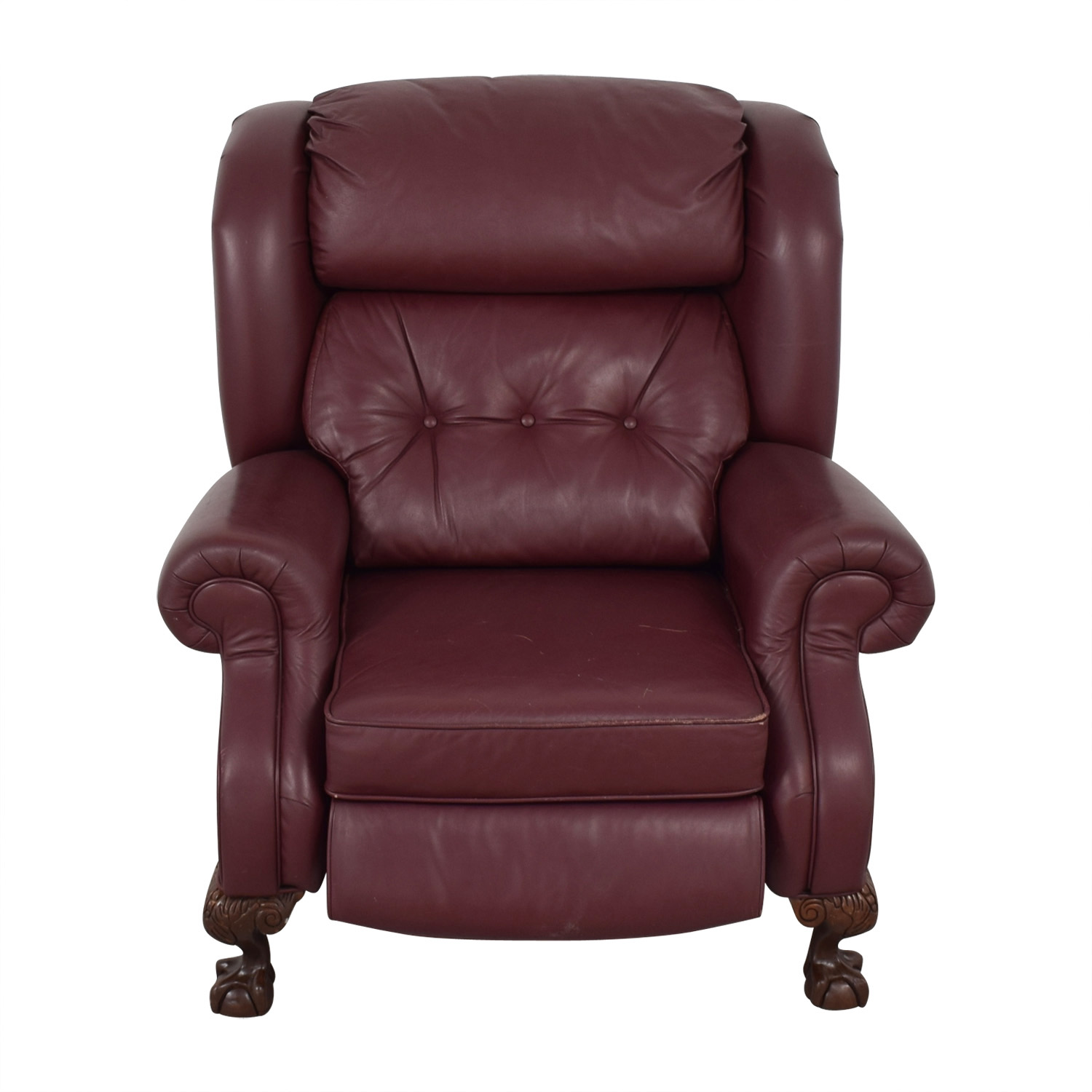 shop PeopLoungers PeopLoungers Burgundy Recliner online