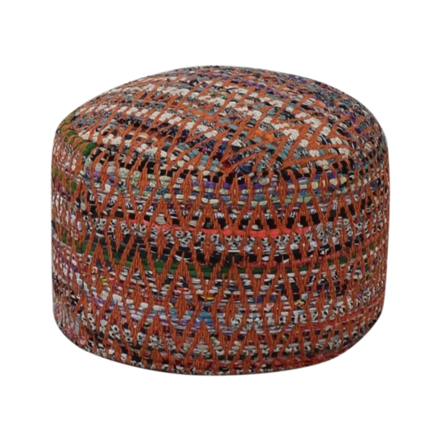 Admirable 72 Off World Market World Market Multi Colored Poof Chairs Cjindustries Chair Design For Home Cjindustriesco
