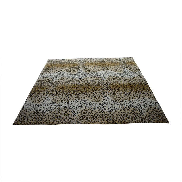 Cheetah Rug sale