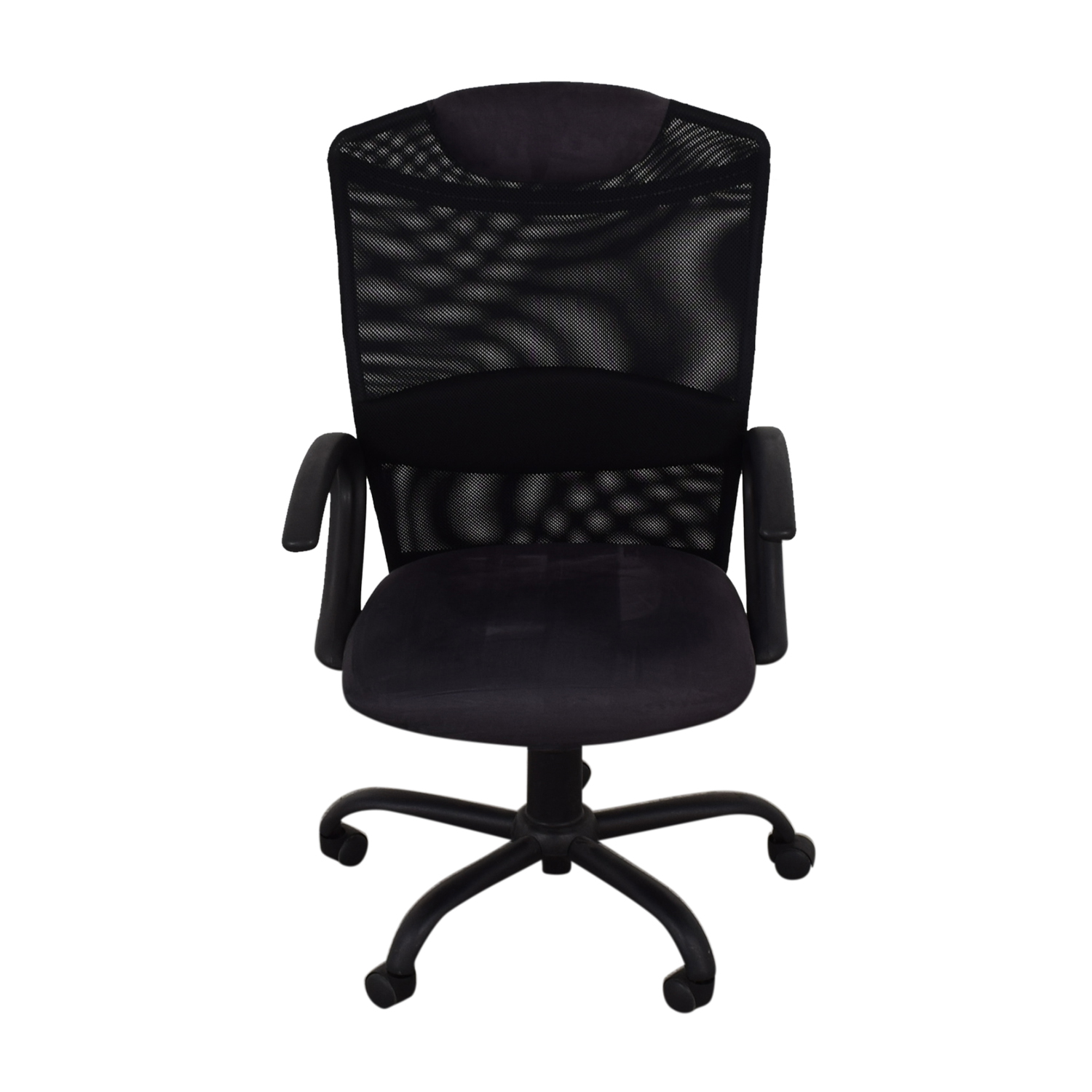 Black Ergonomic Desk Chair discount