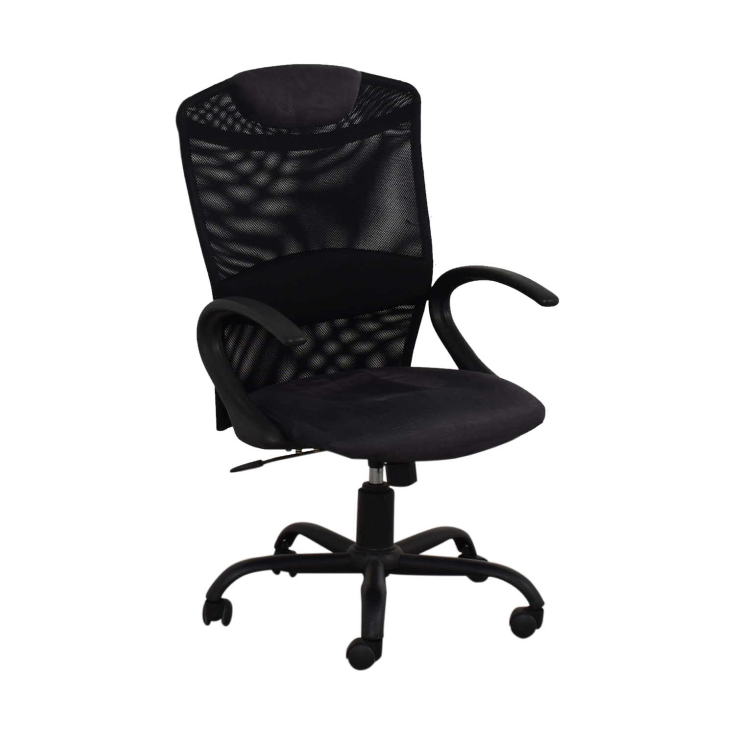 Black Ergonomic Desk Chair second hand