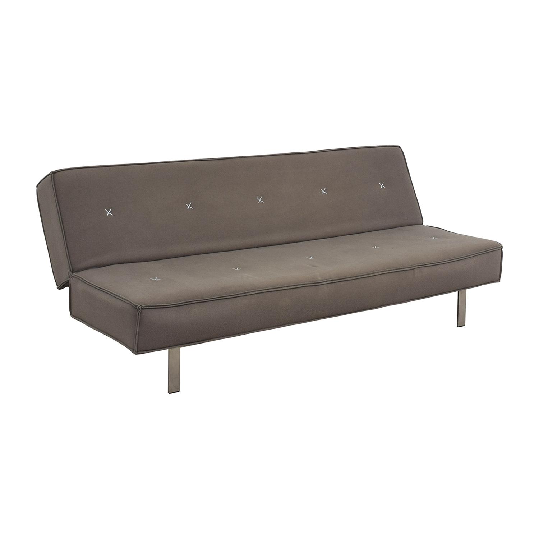 88% OFF - Blu Dot Blu Dot Flat Out Sleeper Sofa / Sofas