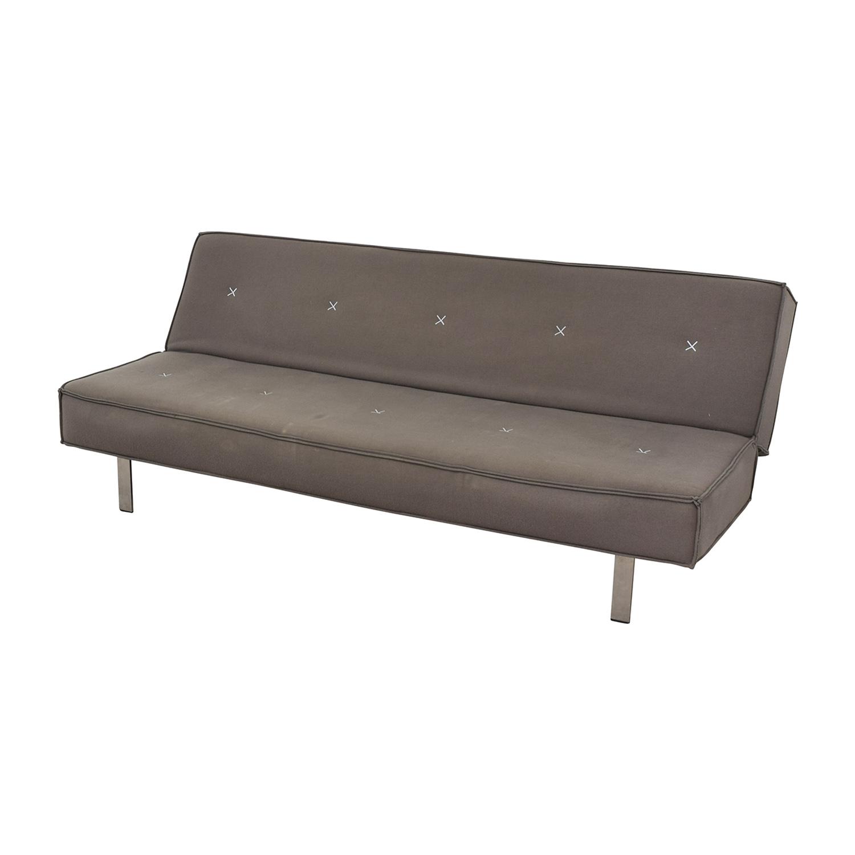 90% OFF - Blu Dot Blu Dot Flat Out Sleeper Sofa / Sofas