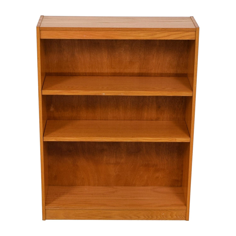 shop Adjustable Shelving Bookcase  Storage