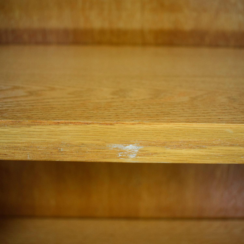 shop Adjustable Shelving Bookcase