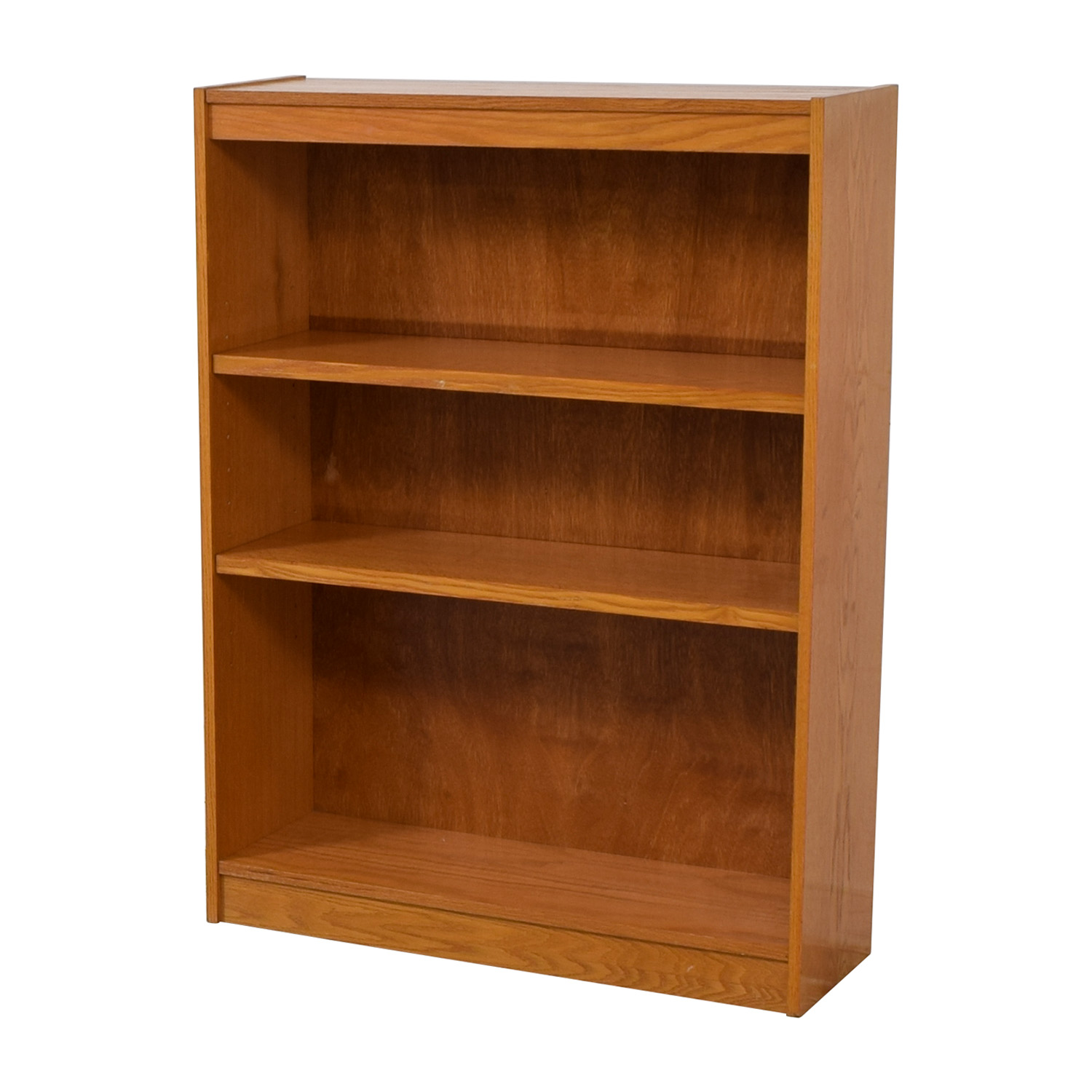 Adjustable Shelving Bookcase second hand