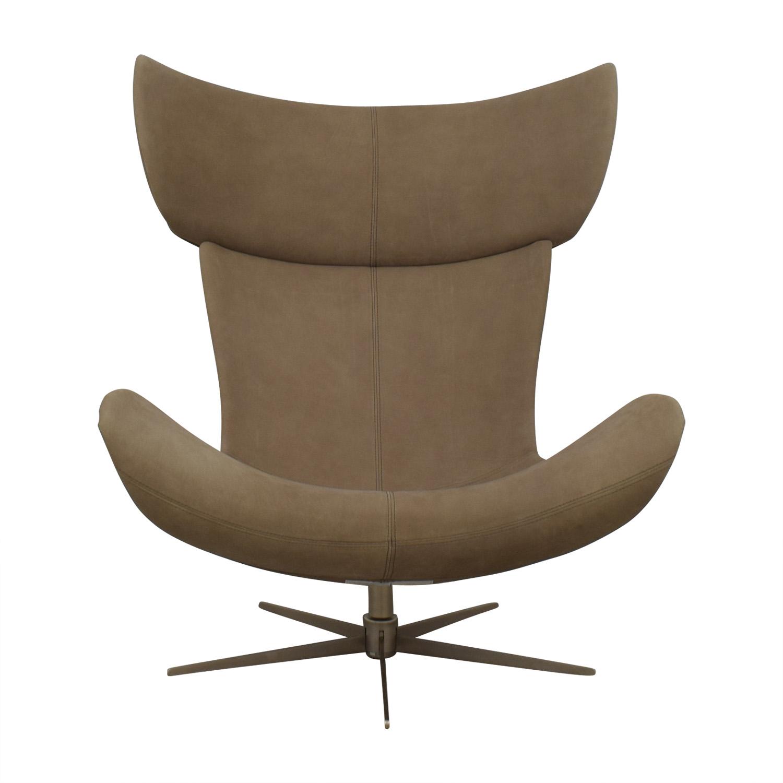 Peachy 71 Off Boconcept Boconcept Taupe Imola Lounge Chair Chairs Creativecarmelina Interior Chair Design Creativecarmelinacom