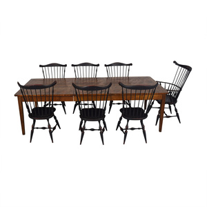 Distressed Dining Set for sale