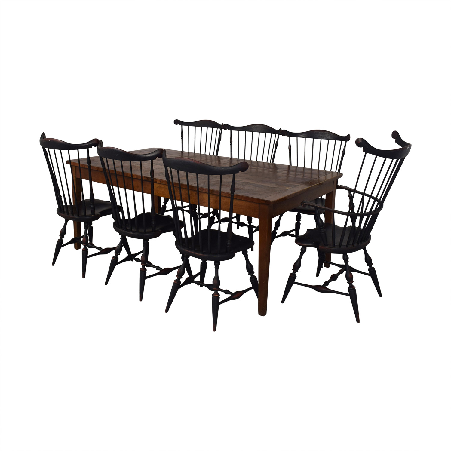 shop Distressed Dining Set  Tables