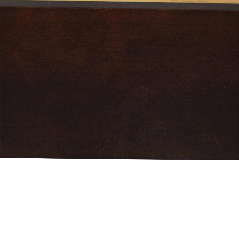 buy Baronet Baronet Canada Wood Queen Platform Bed Frame online