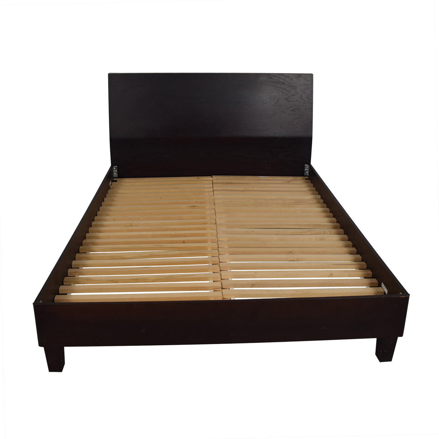 Picture of: 85 Off Baronet Baronet Canada Wood Queen Platform Bed Frame Beds