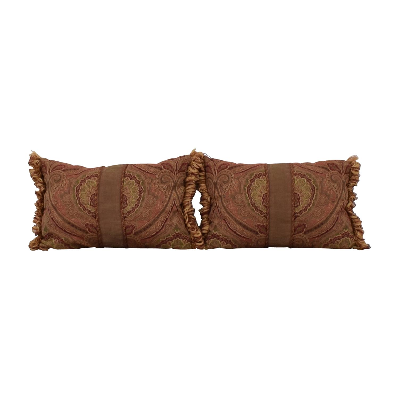 shop Paisley Decorative Pillows