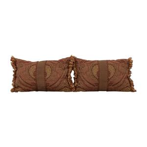 Paisley Decorative Pillows price