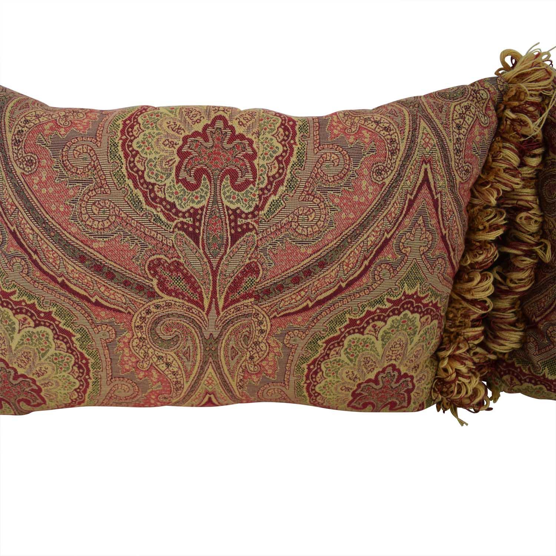 Paisley Decorative Pillows