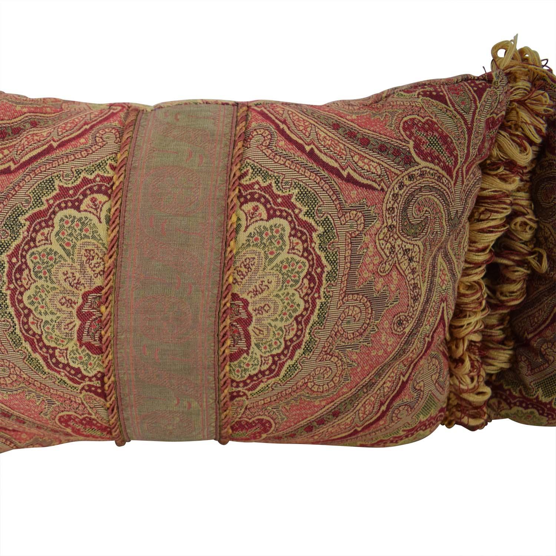 Paisley Decorative Pillows on sale