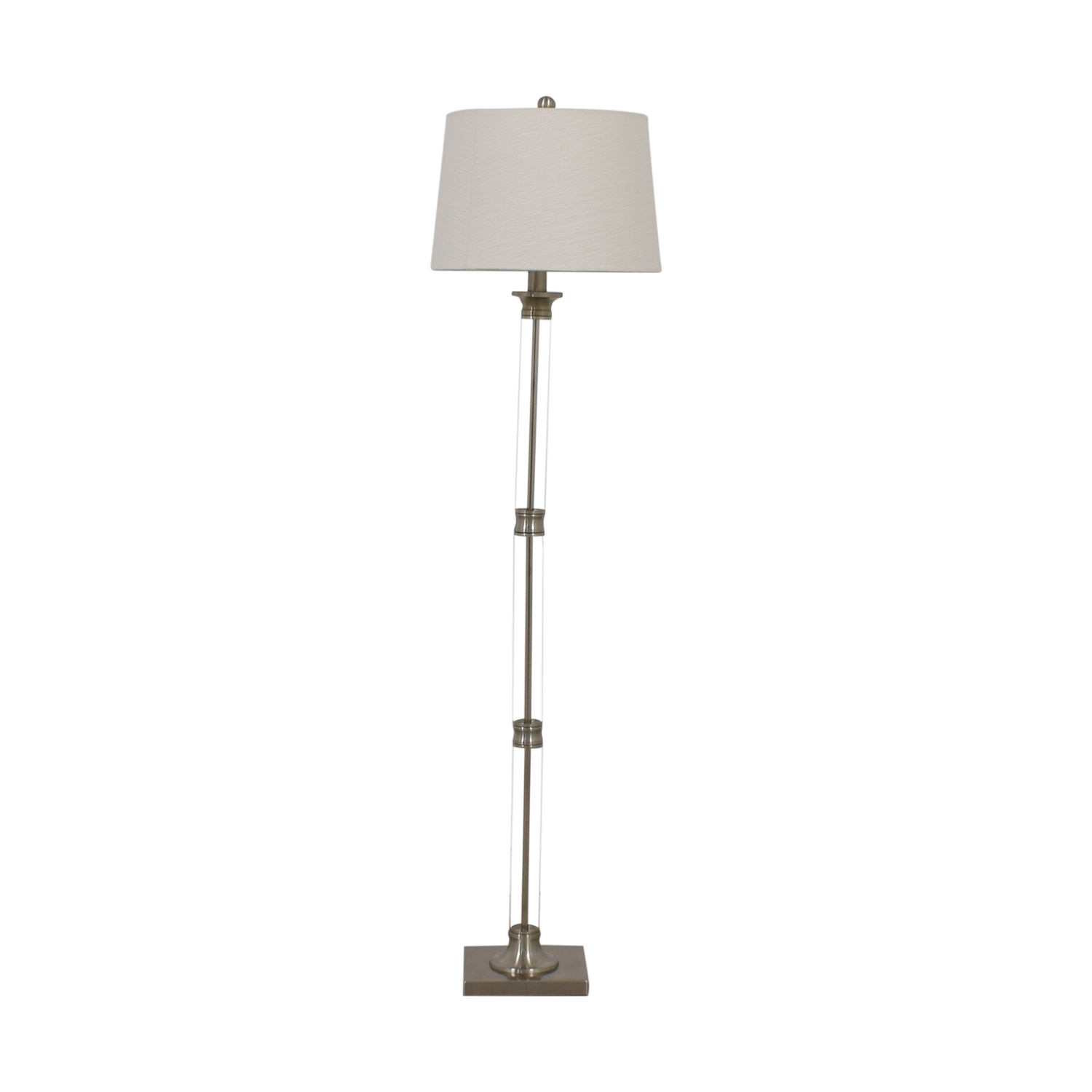 Chrome Floor Lamp coupon