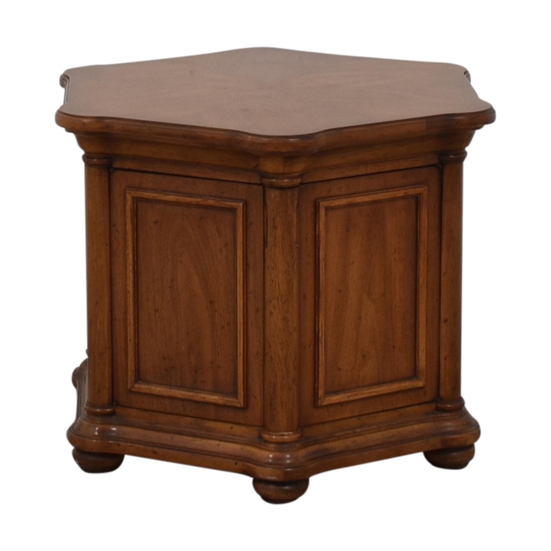buy Fruit Wood Drum Table  Tables
