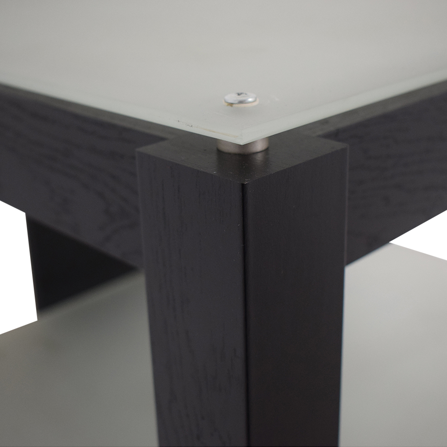 Single Drawer Wood and Glass Entertainment Stand price