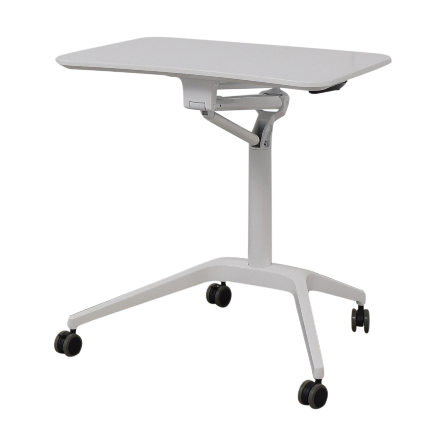 shop Container Store Container Store White Adjustable Desk online