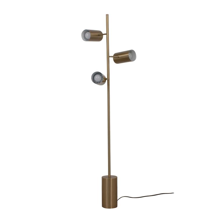 buy CB2 Trio Floor Lamp CB2 Decor