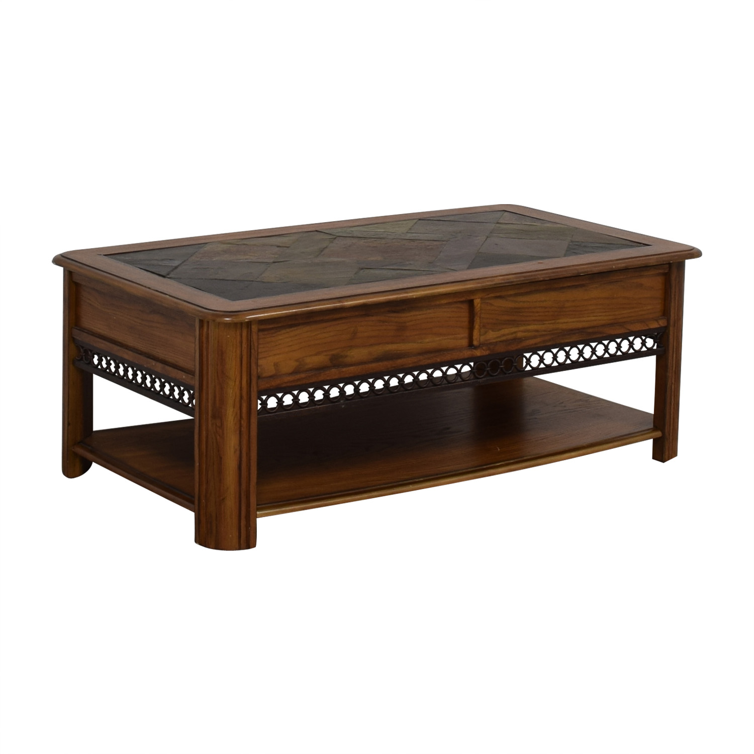 buy Raymour & Flanigan Raymour & Flanigan Lift Top Wood Coffee Table online