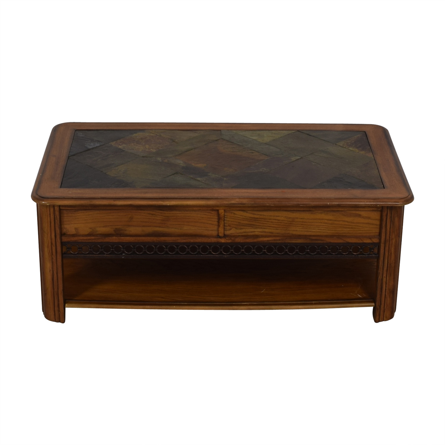 shop Raymour & Flanigan Lift Top Wood Coffee Table Raymour & Flanigan Coffee Tables