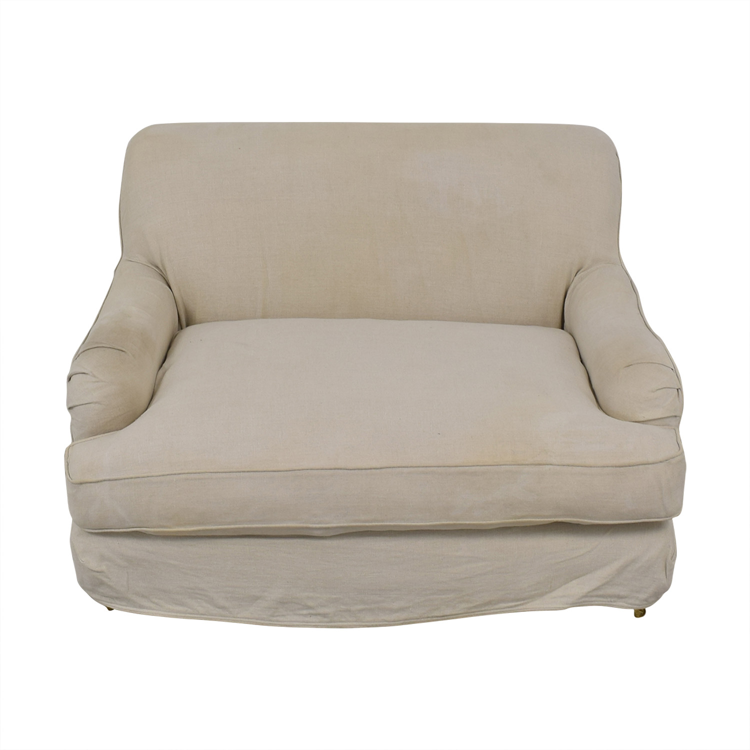 Rachel Ashwell Shabby Chic Rachel Ashwell Shabby Chic Chair and Half