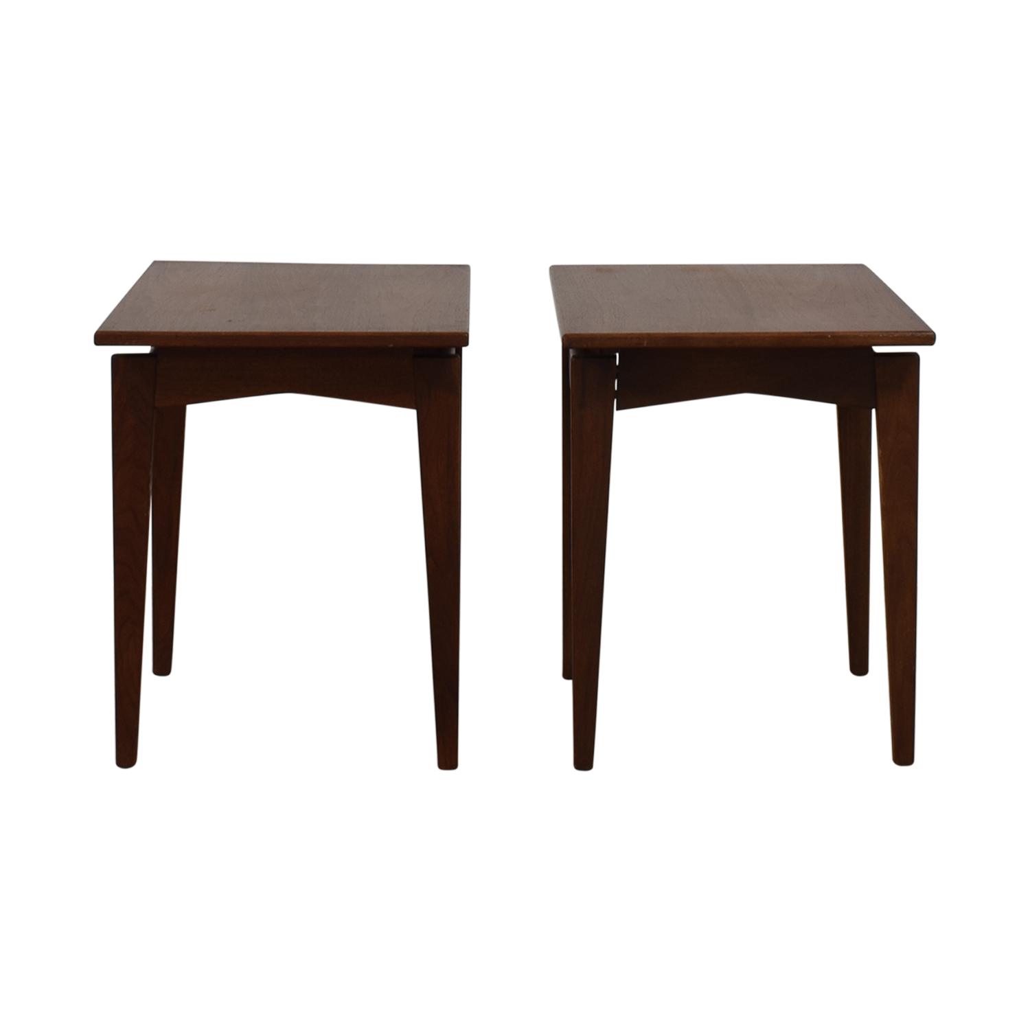 Jens Risom Jens Risom Wood End Tables price