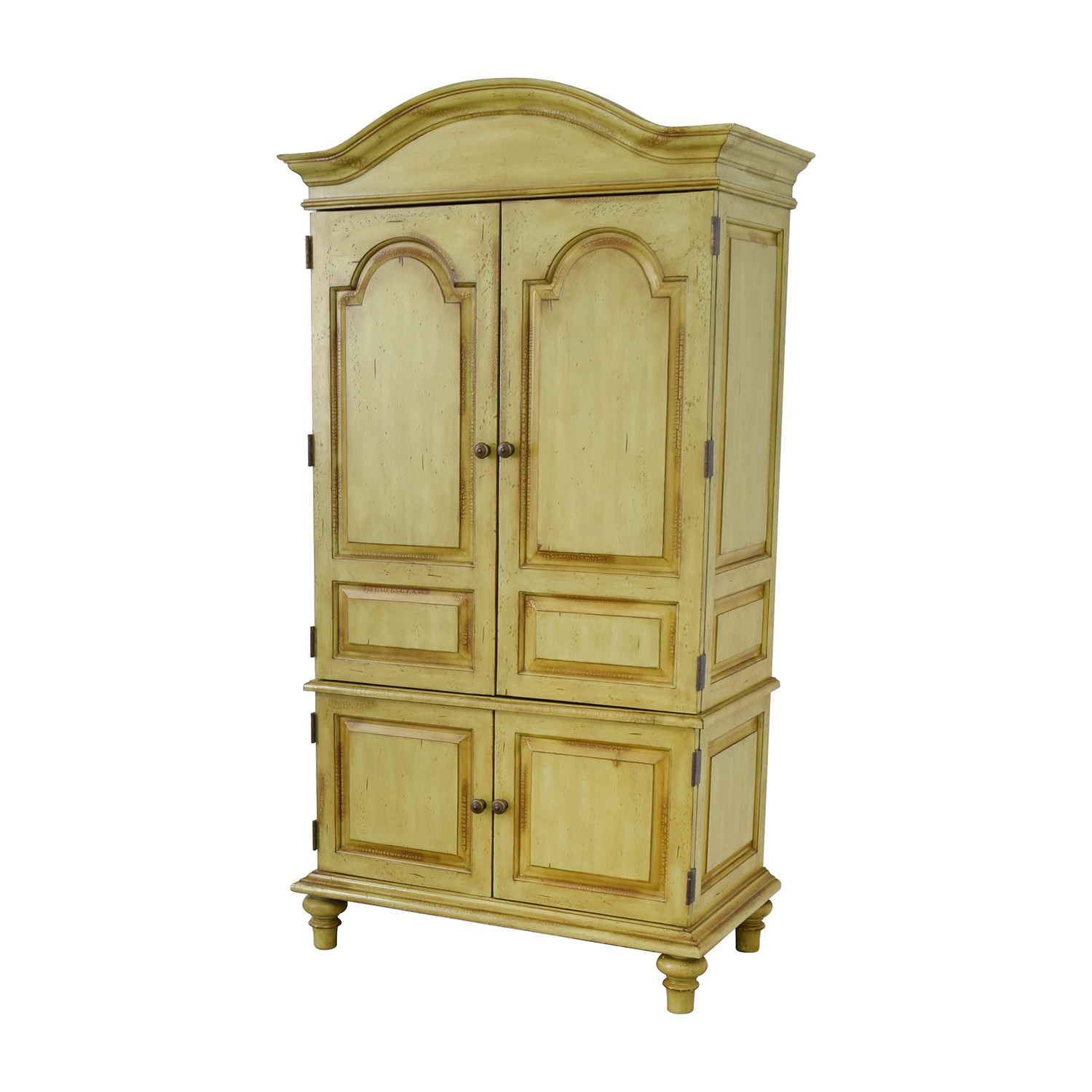Domain Domain Green TV Media Armoire discount