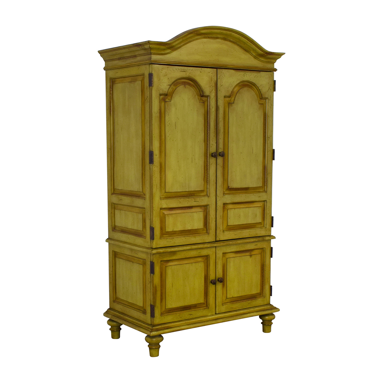 Domain Domain Green TV Media Armoire nj