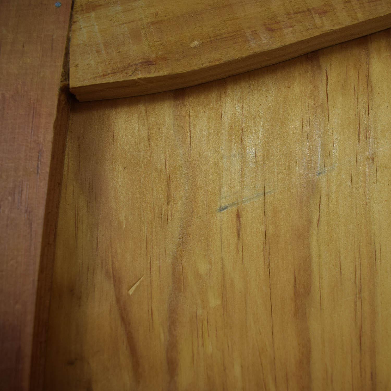 shop Natural Wood Wardrobe Armoire  Storage