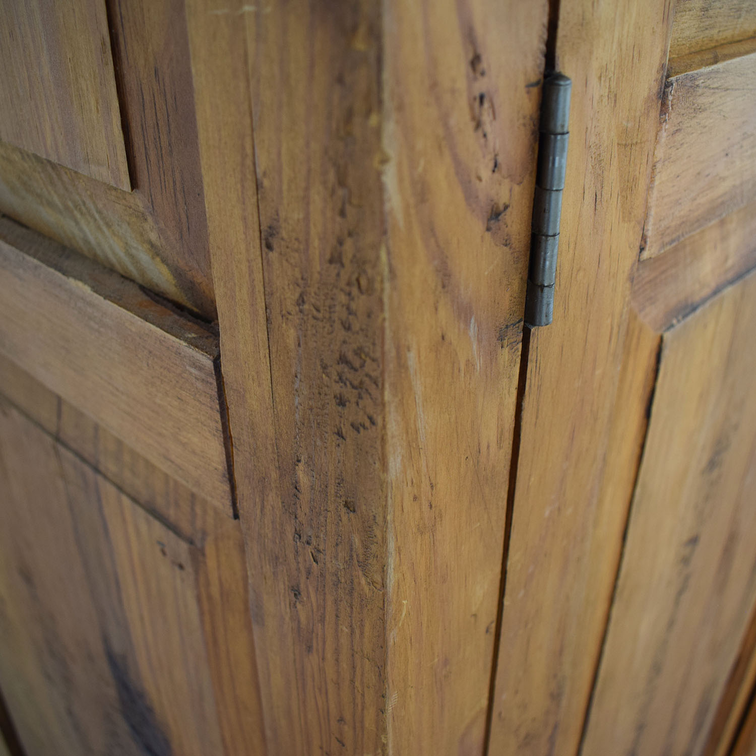 buy  Natural Wood Wardrobe Armoire online