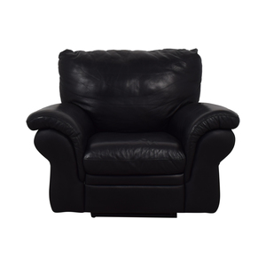 Bloomingdale's Bloomingdale's Black La-Z-Boy Recliner discount