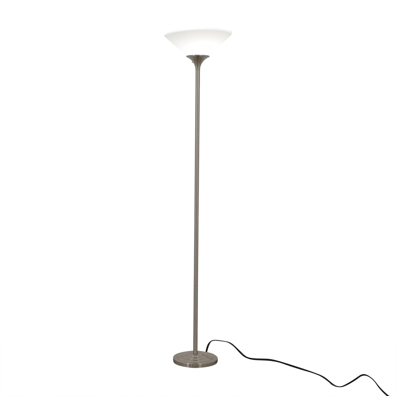 Chrome Floor Lamp coupon