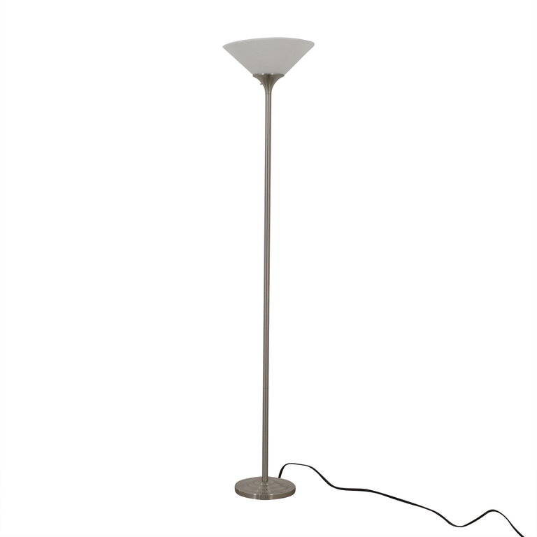 Chrome Floor Lamp dimensions