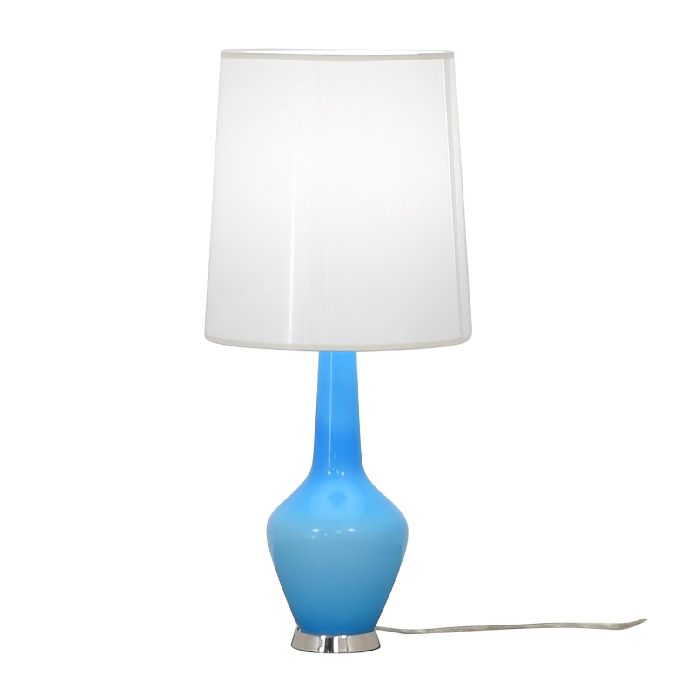 Jonathan Adler Jonathan Adler Capri Turquoise Lamp Decor