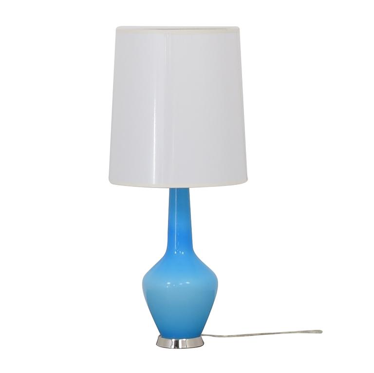 Jonathan Adler Jonathan Adler Capri Turquoise Lamp price