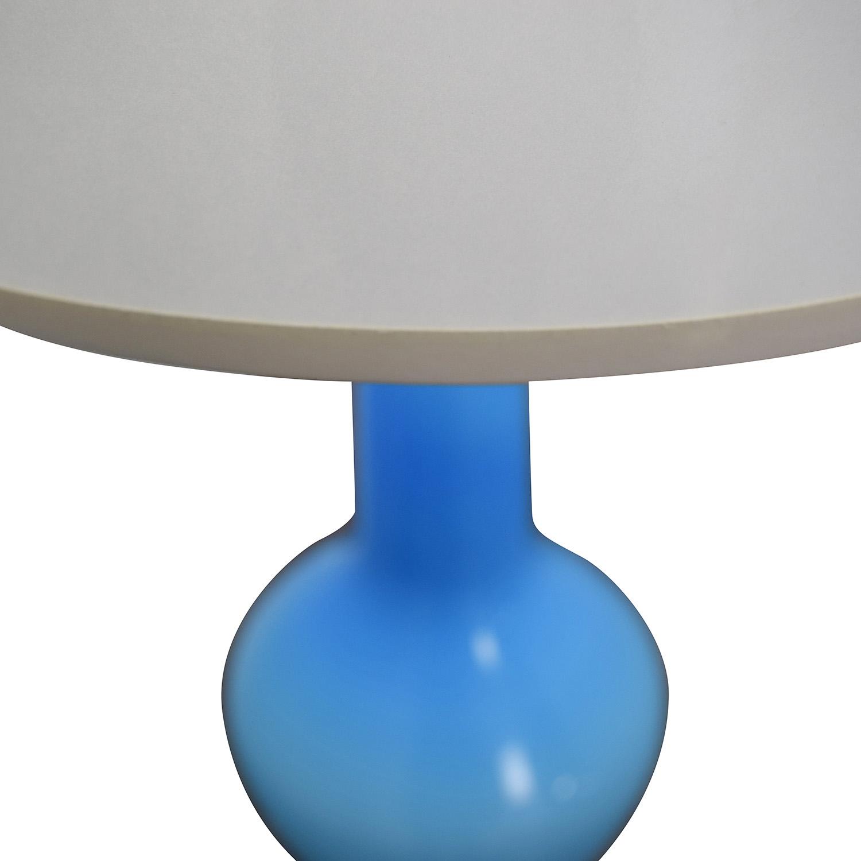 Jonathan Adler Jonathan Adler Capri Turquoise Lamp for sale
