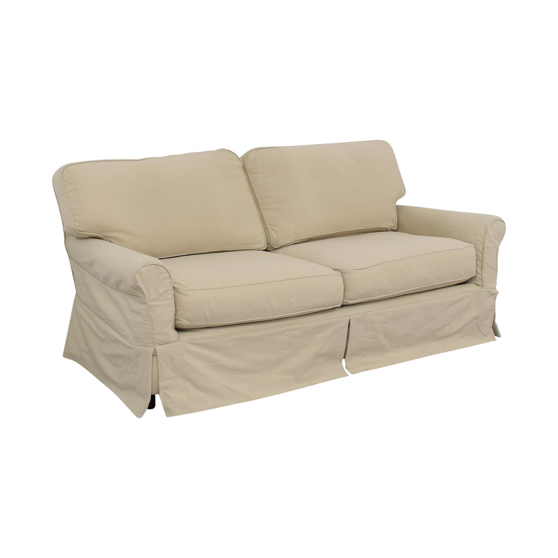 shop Crate & Barrel Bayside Sofa Crate & Barrel