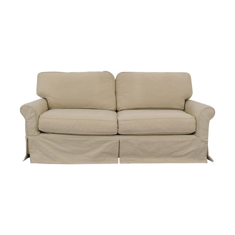 buy Crate & Barrel Bayside Sofa Crate & Barrel Sofas