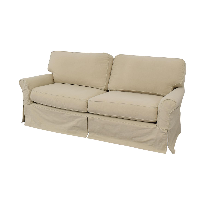 Crate & Barrel Bayside Sofa sale