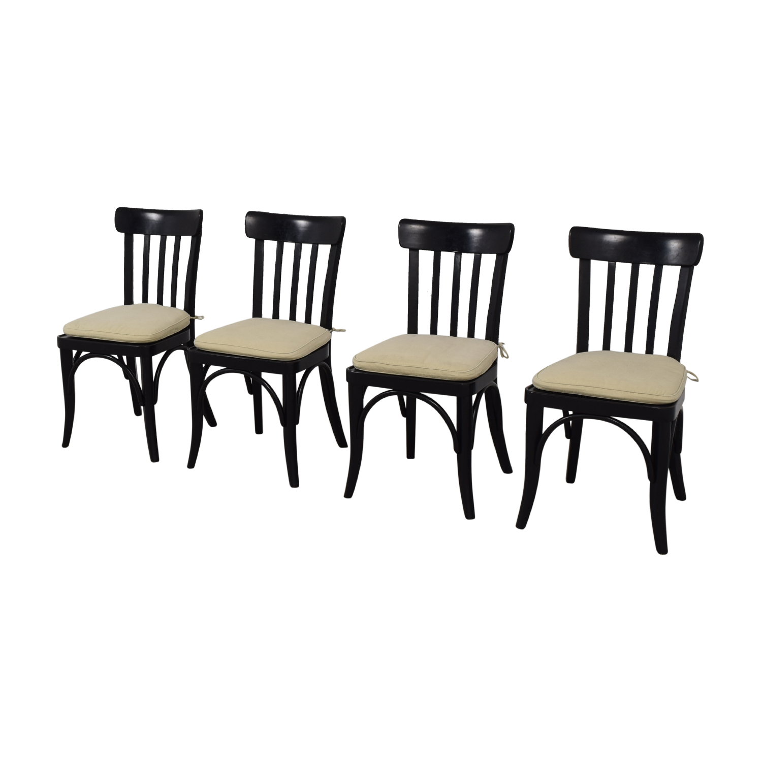 80% OFF - Pottery Barn Pottery Barn Brentwood Dining Chairs / Chairs
