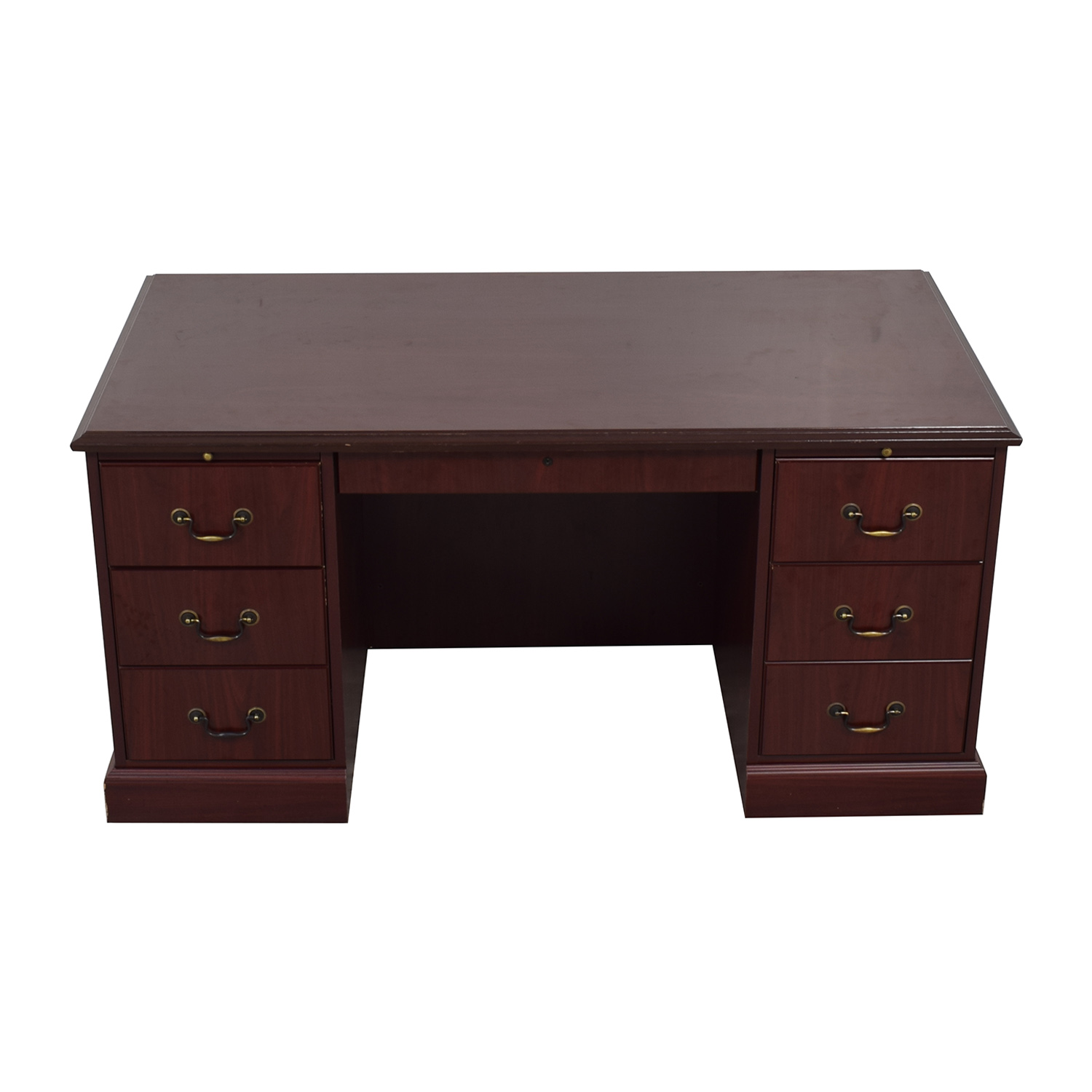 Hon Hon Five-Drawer Desk coupon