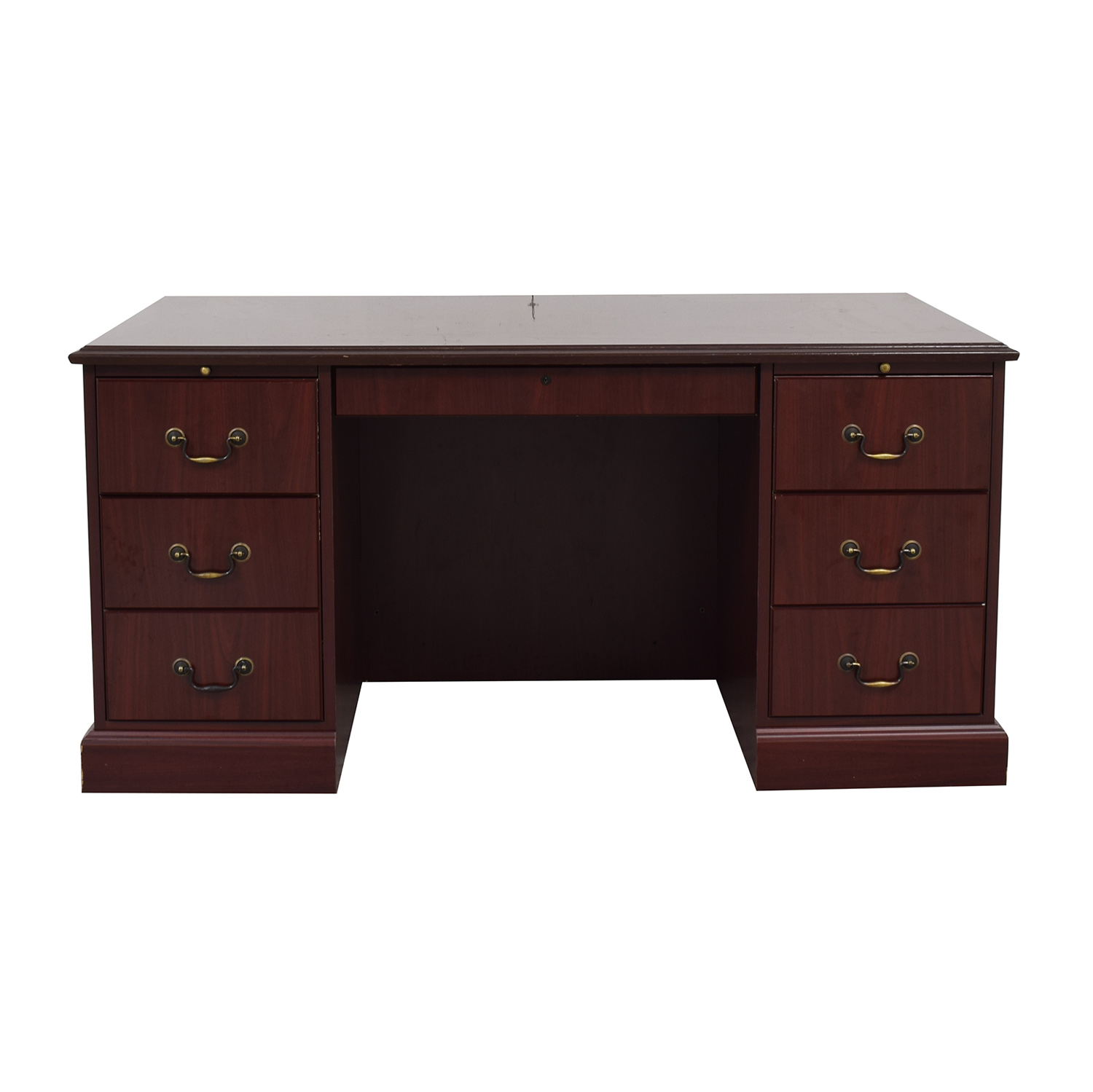 Hon Hon Five-Drawer Desk Tables