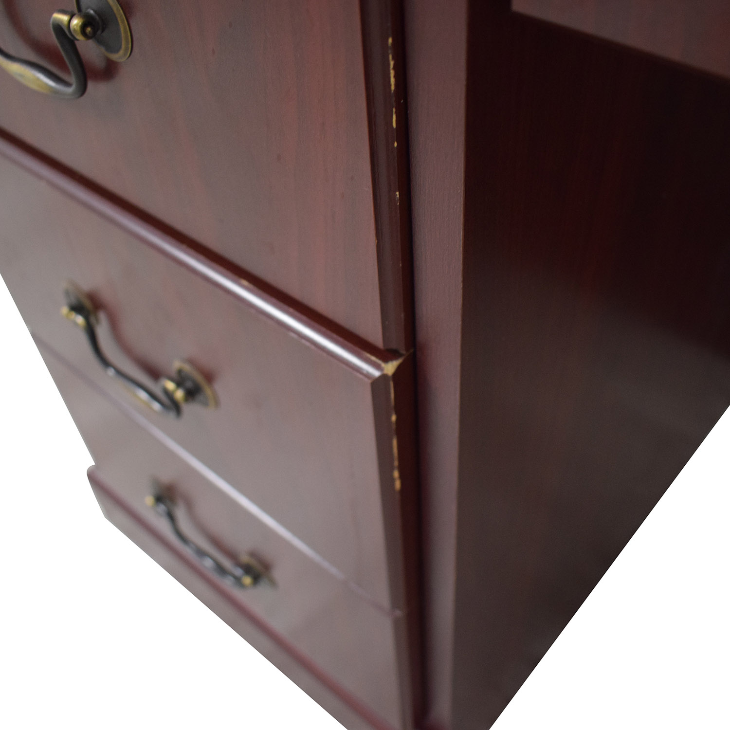 Hon Five-Drawer Desk Hon