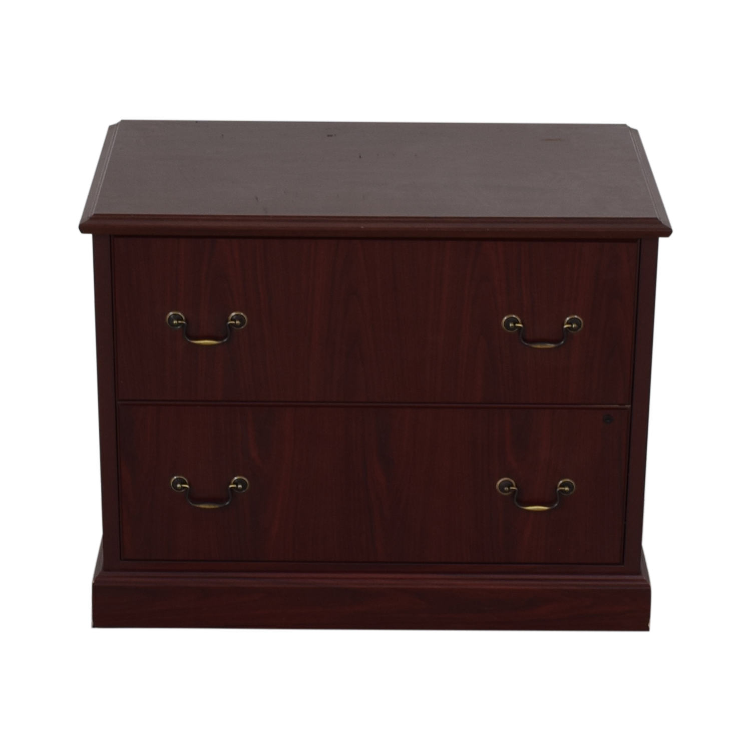 HON HON Wood Two-Drawer File Cabinets nyc