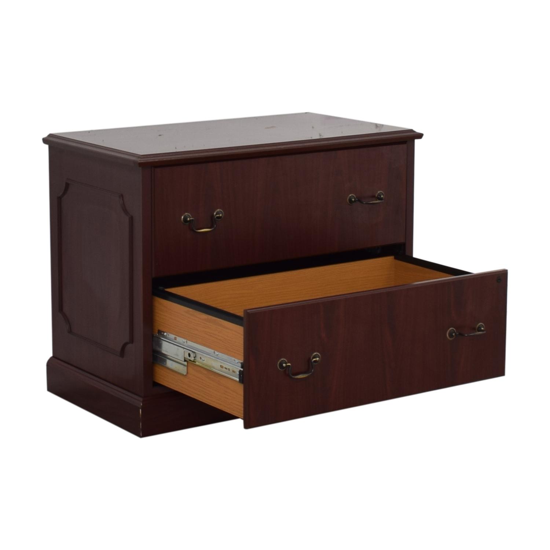 shop HON HON Wood Two-Drawer File Cabinets online