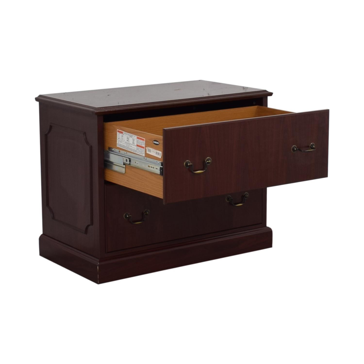 HON HON Wood Two-Drawer File Cabinets coupon