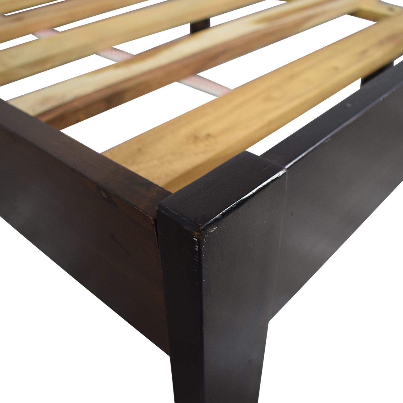 West Elm Full Platform Bed Frame / Beds